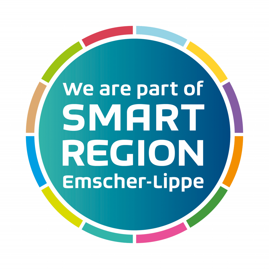 Logo - We are part of Smart Region Emscher-Lippe
