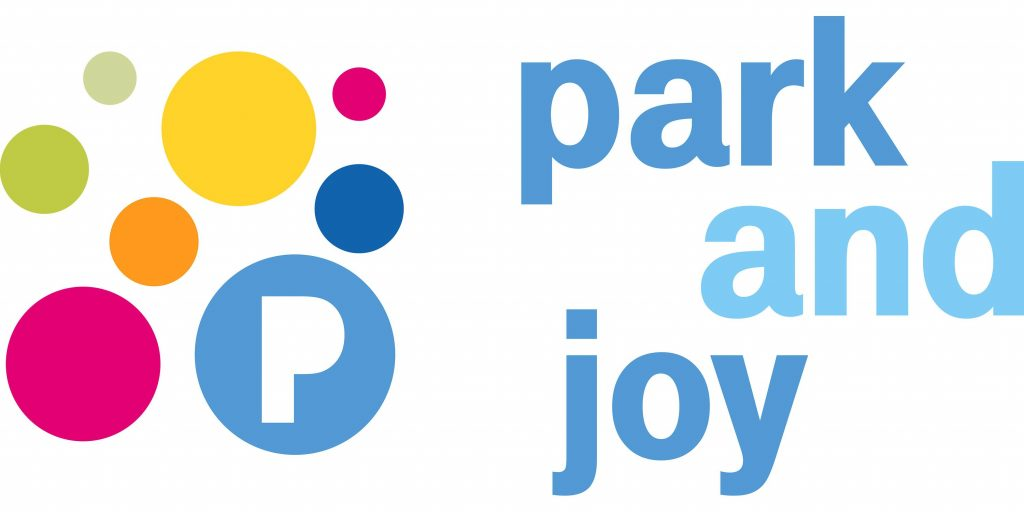 Logo Park and Joy - Anbieter von Smart Parking